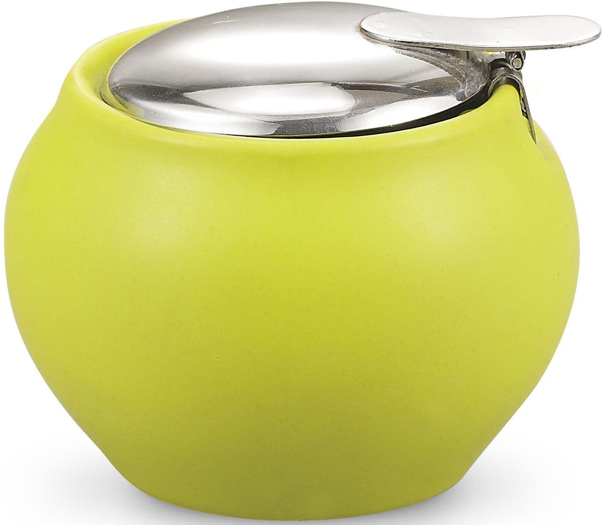 Сахарница Fissman, цвет: светло-зеленый, 250 мл. 9297SB-9297.250