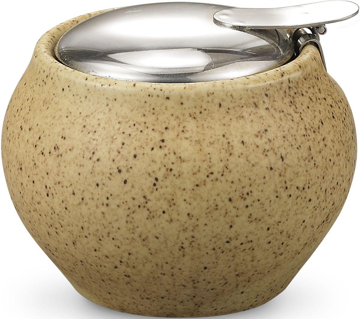 Сахарница Fissman, цвет: песочный, 250 мл. 9300SB-9300.250