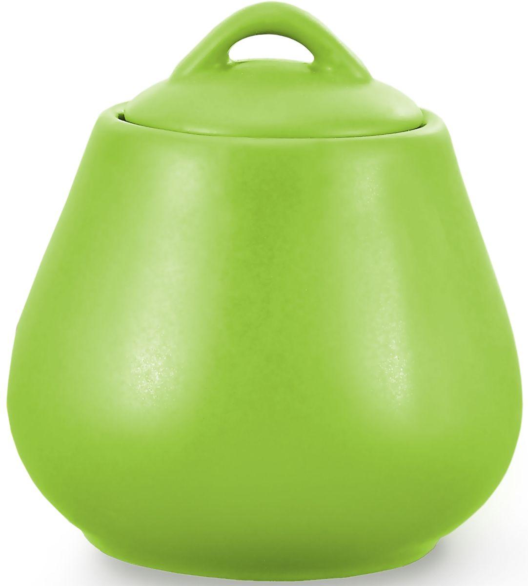 Сахарница Fissman, цвет: зеленый, 600 мл. 9332SB-9332.600