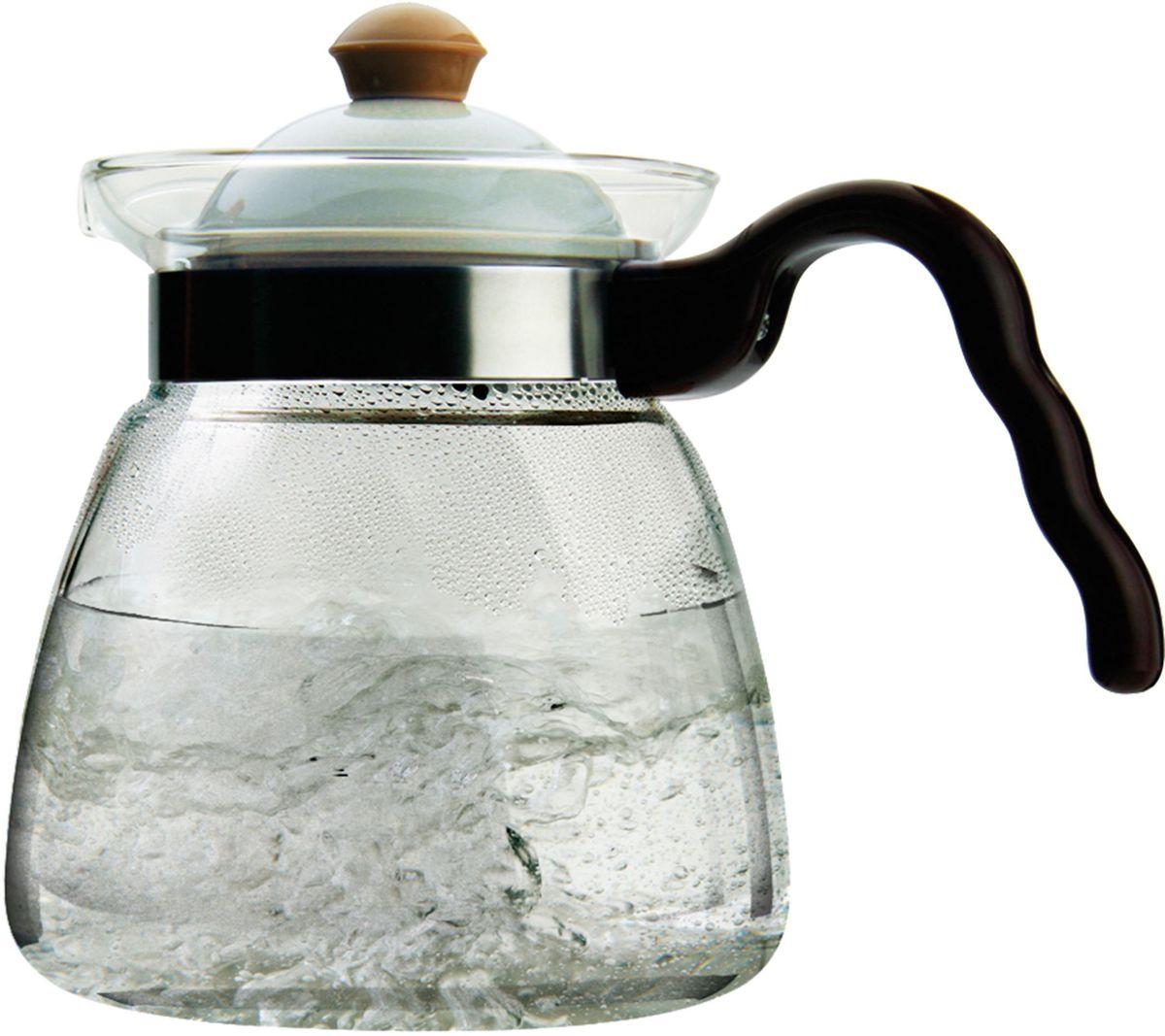 Чайник для кипячения воды или заваривания чая Fissman, с индукционным дном, 800 мл. 9336TP-9336.800