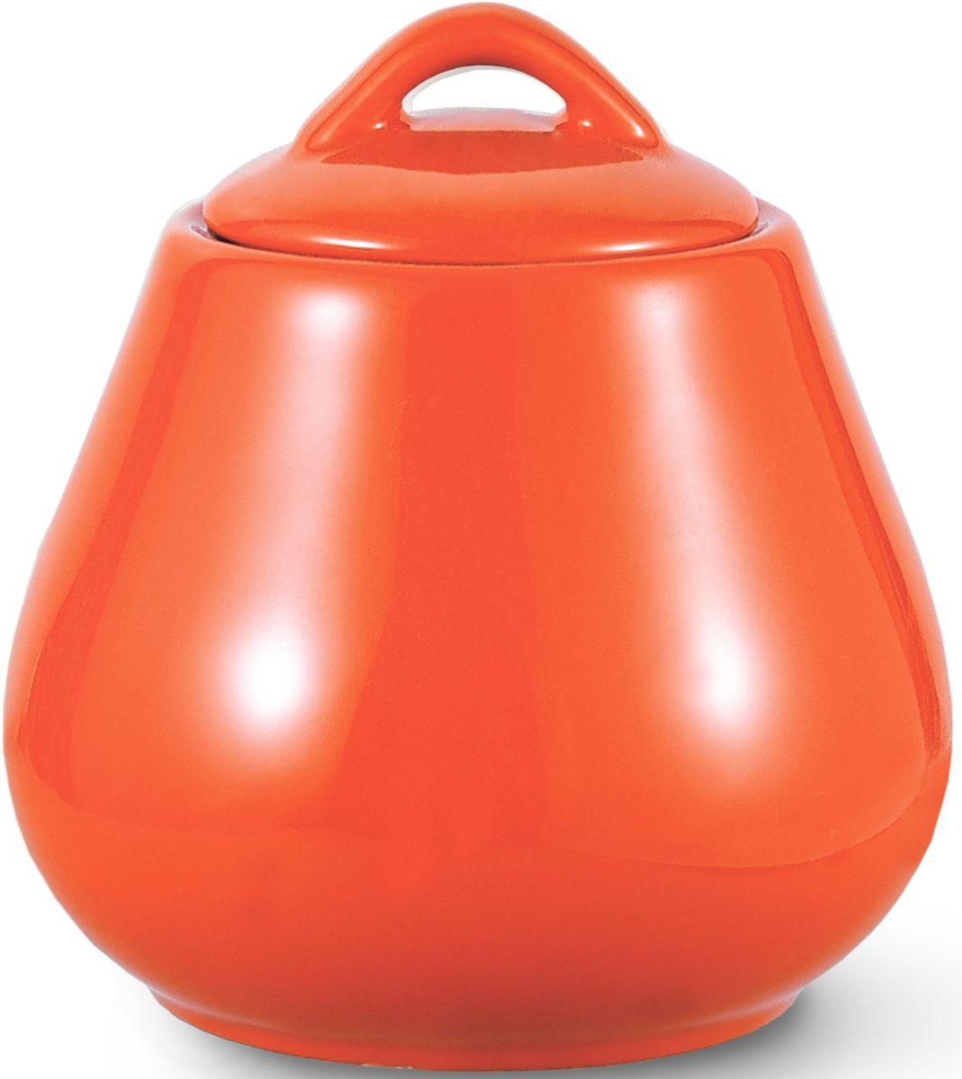 Сахарница Fissman, цвет: оранжевый, 600 мл. 9337SB-9337.600