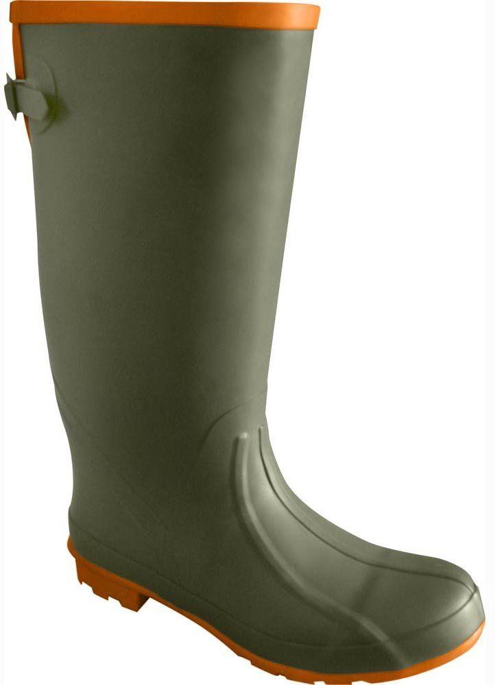 Сапоги для рыбалки FisherMan Nova Tour Брод, цвет: хаки. 95194-530. Размер 4195194-530-41Резиновые сапоги для рыбалки. Классические высокие сапоги защитят вас в дождливую погоду.