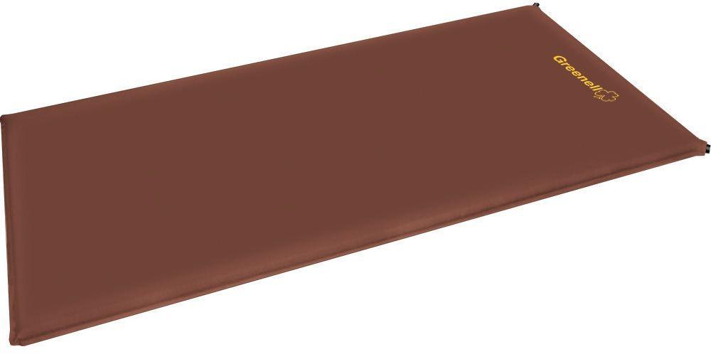 Коврик самонадувающийся Greenel Люкс, цвет: коричневый, 190 х 60 х 10 см95974-232-00Самонадувающийся коврик стандартного размера с необычайно комфортной толщиной 10 см. Эластичная ткань верха повторяет контур тела и дает ощущуния уюта. Два металлических клапана позволяют его быстро надуть и сдуть очень много раз. Удобная упаковка для перевозки. Вся серия ковриков соединяется между собой.