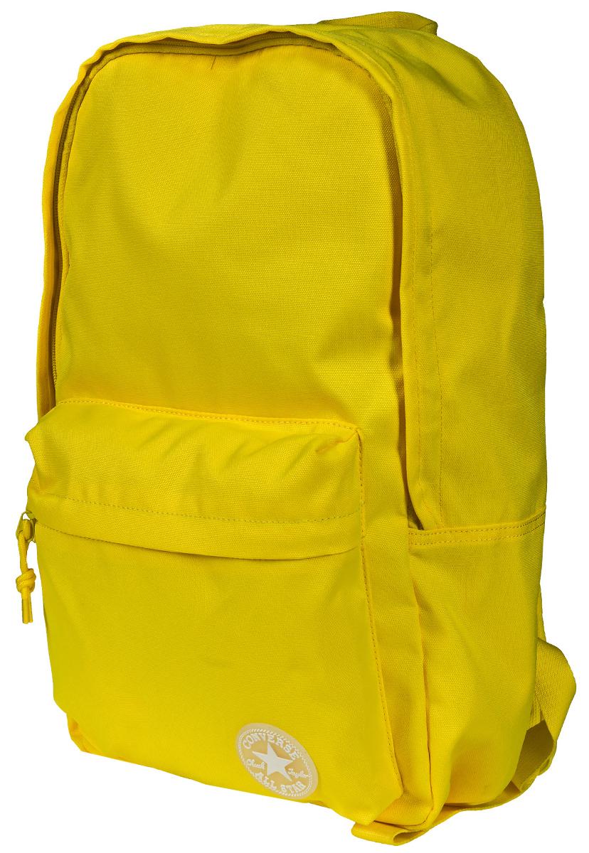 Рюкзак городской Converse, цвет: желтый. 1000333072010003330720