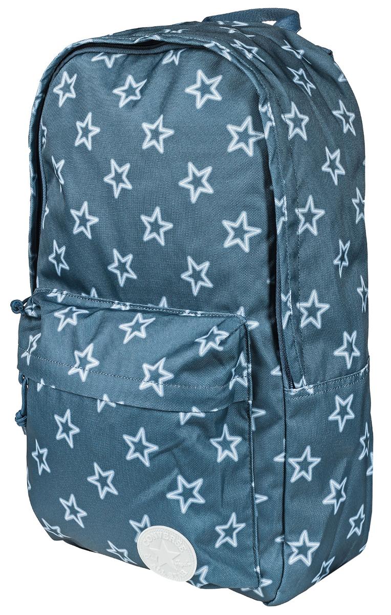 Рюкзак городской Converse, цвет: синий. 1000333190310003331903