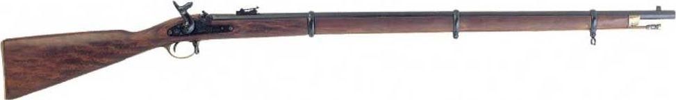 Мушкетон. Оружейная реплика. Изготовлен Энфилдом, Англия, 1853 годD7/1067ствол-Zamak приклад-дерево