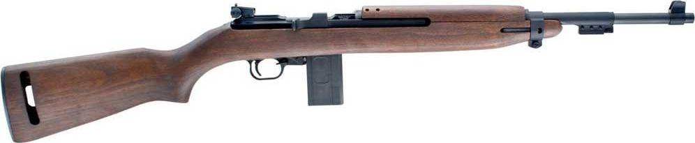 Карабин Второй Мировой войны, деревянный приклад. Оружейная реплика. США, 1941 годD7/1120Карабин, выпускавшийся фирмой Winchester с 1938 по 1941 годы под индексом M1, стал одним из самых массовых стрелковых орудий во Второй мировой войне.Винчестер получил широкое распространение во многом благодаря своей компактности, удобству и простоте использования, легкому весу, надежности механизма. Внешне M1 Carabine напоминал винтовку M1 Garande, поэтому получил прозвище Baby Garand. Интересно, что газоотводный механизм для этого карабина был сконструирован осужденным на 20 лет Дэвидом Уильямсом. Власти США оценили его старания, и он получил помилование, после чего стал работать в компании Winchester.