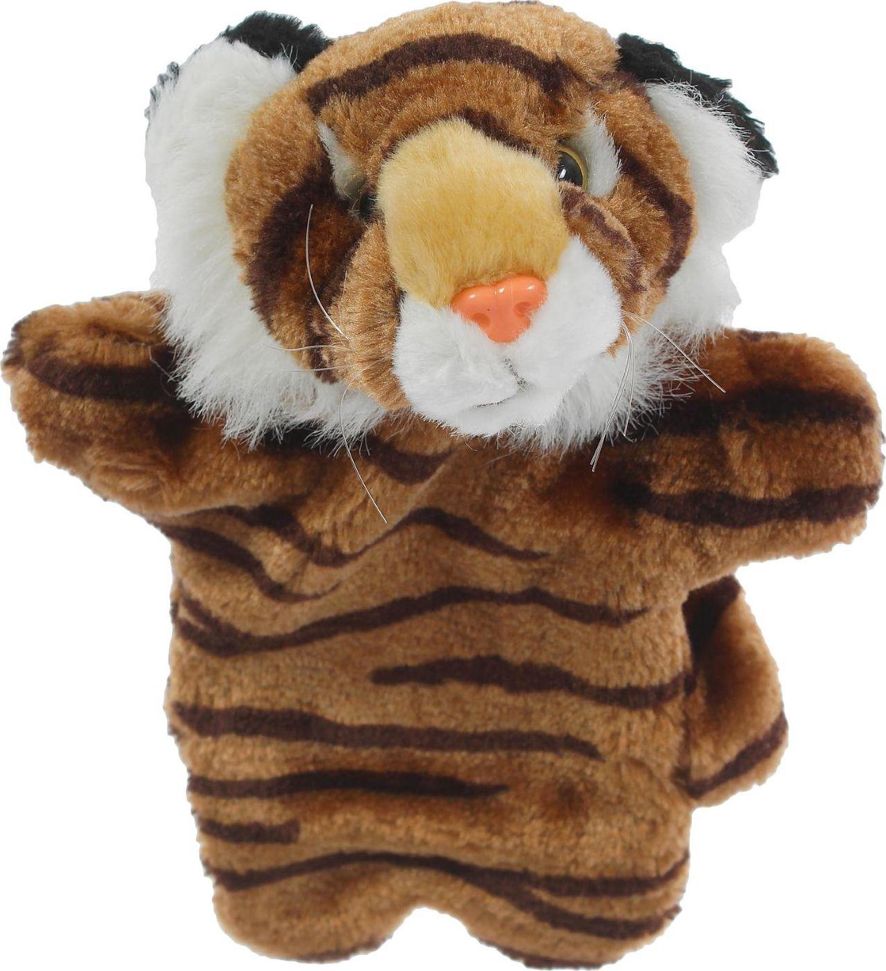 Sima-land Мягкая игрушка на руку Тигр 305058
