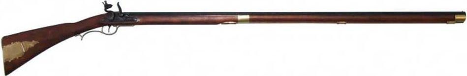 Винтовка Кентукки. Оружейная реплика. США, XIX векD7/1137ствол-Zamak приклад-дерево