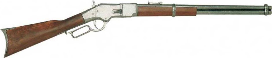 Винчестер. Оружейная реплика. США, 1866 год, стальD7/1140Gствол-Zamak приклад-дерево