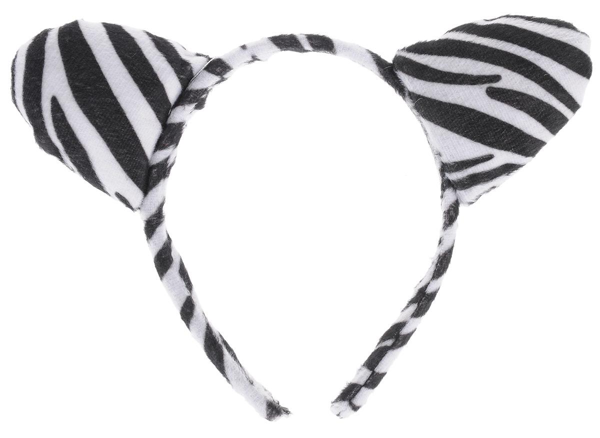 Подробнее о Partymania Ободок детский Веселые зверята Зебра partymania ободок детский веселые зверята зебра
