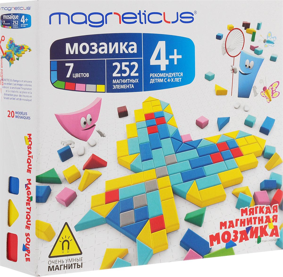Magneticus Мозаика 20 этюдов MM-250