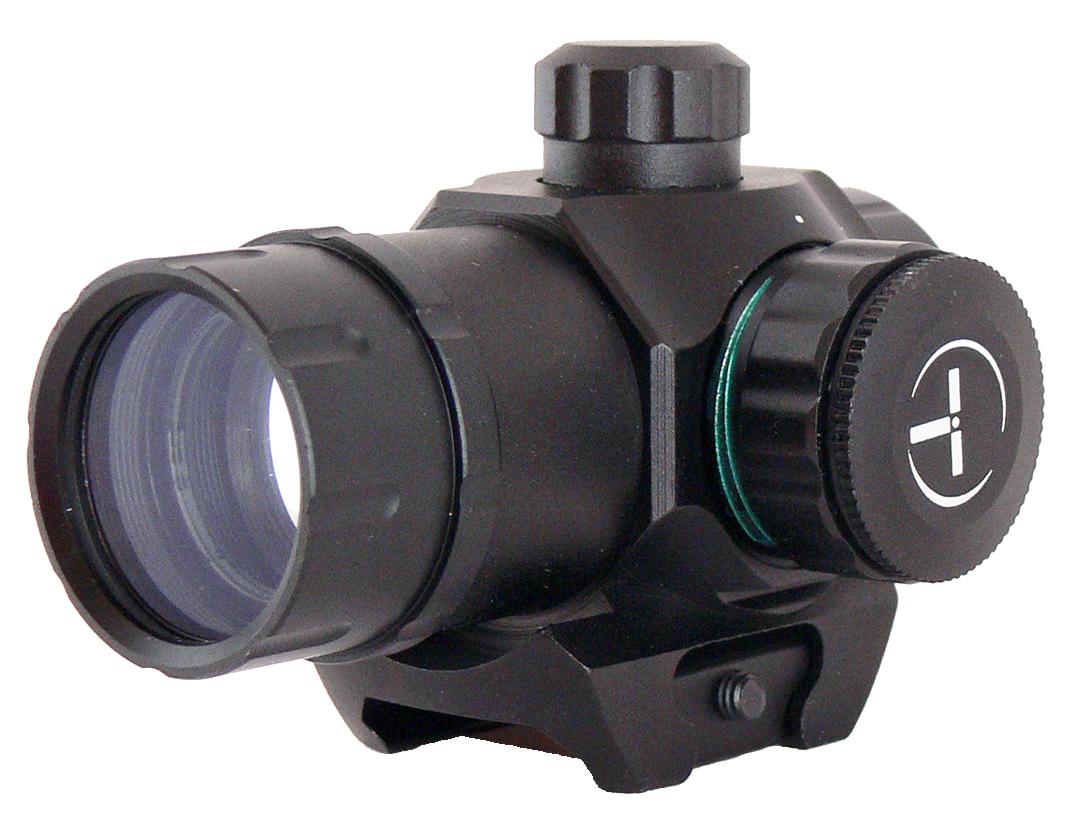 "Прицел коллиматорный ""Target Optic"" 1х22, закрытый на Weaver, марка - точка. TO-1-22M"