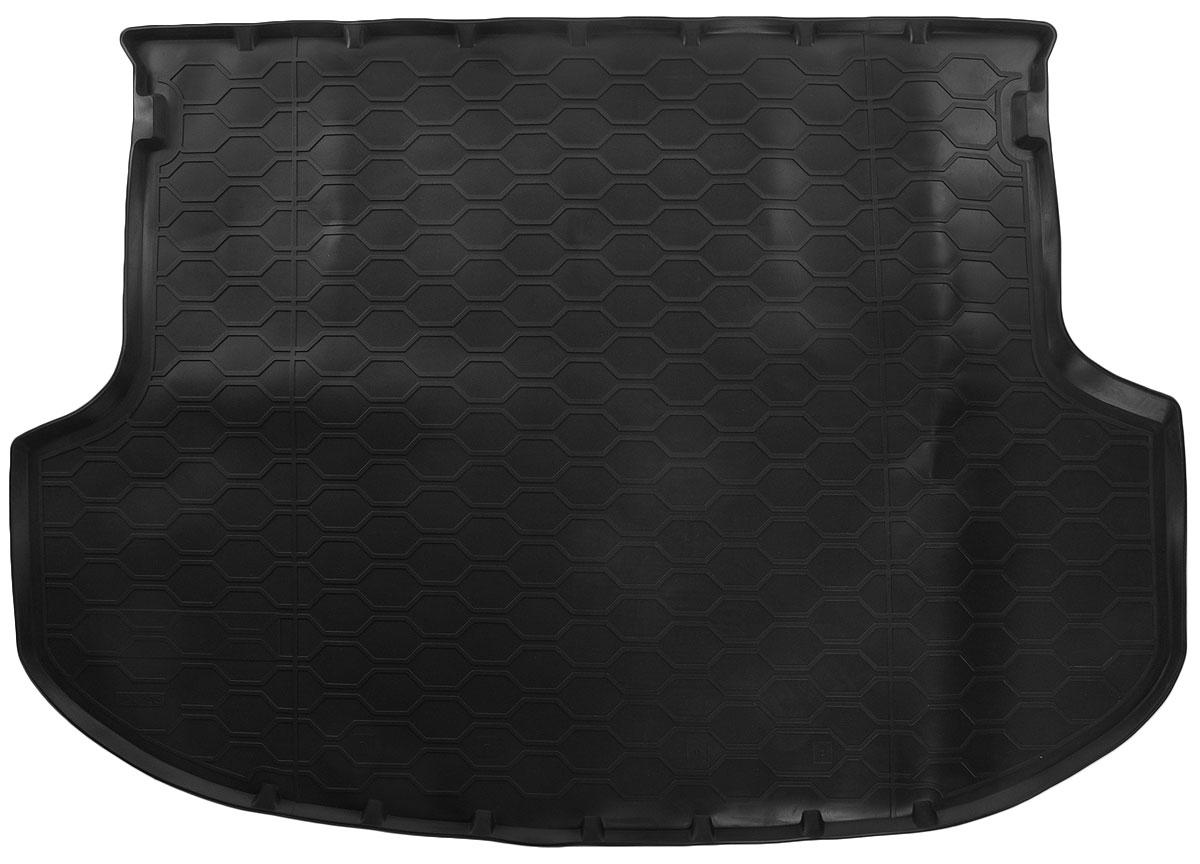Коврик автомобильный Rival, для Kia Sorento, 2012-, в багажник0012804003Автомобильный коврик в багажник Rival позволяет надежно защитить и сохранить от грязи багажный отсек на протяжении всего срока эксплуатации. Коврик полностью повторяет геометрию багажника вашего автомобиля. - Высокий борт специальной конструкции препятствует попаданию разлившейся жидкости и грязи на внутреннюю отделку. - Коврик произведен из первичных материалов, в результате чего отсутствует неприятный запах в салоне автомобиля. - Рисунок обеспечивает противоскользящую поверхность, благодаря которой перевозимые предметы не перекатываются в багажном отделении, а остаются на своих местах. - Высокая эластичность материала позволяет беспрепятственно эксплуатировать коврик при температуре от -45°C до +45°C. - Коврик изготовлен из высококачественного и экологичного материала, не подверженного воздействию кислот, щелочей и нефтепродуктов. Уважаемые клиенты! Обращаем ваше внимание, что ковер имеет форму соответствующую модели данного...