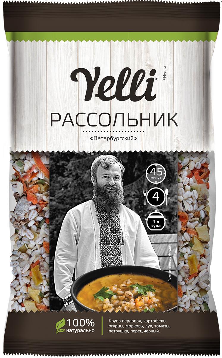 Yelli рассольник Петербургский, 100 г