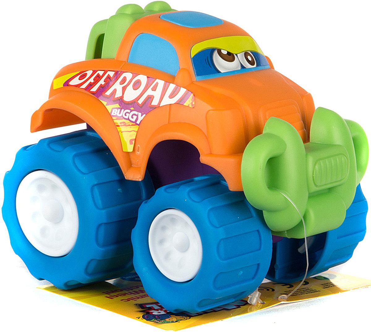 Keenway Машинка-игрушка Mini Monster Wheel цвет оранжевый