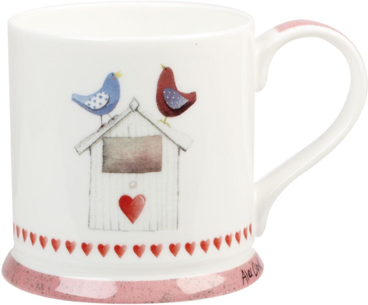 Кружка Churchill, 255 мл. ACMY00101ACMY00101Коллекция Птички - уникальное сочетание живой природы и прекрасные воспоминания из детства. Легкий и простой дизайн с пастельными красками идеально подойдет для любой кухни.
