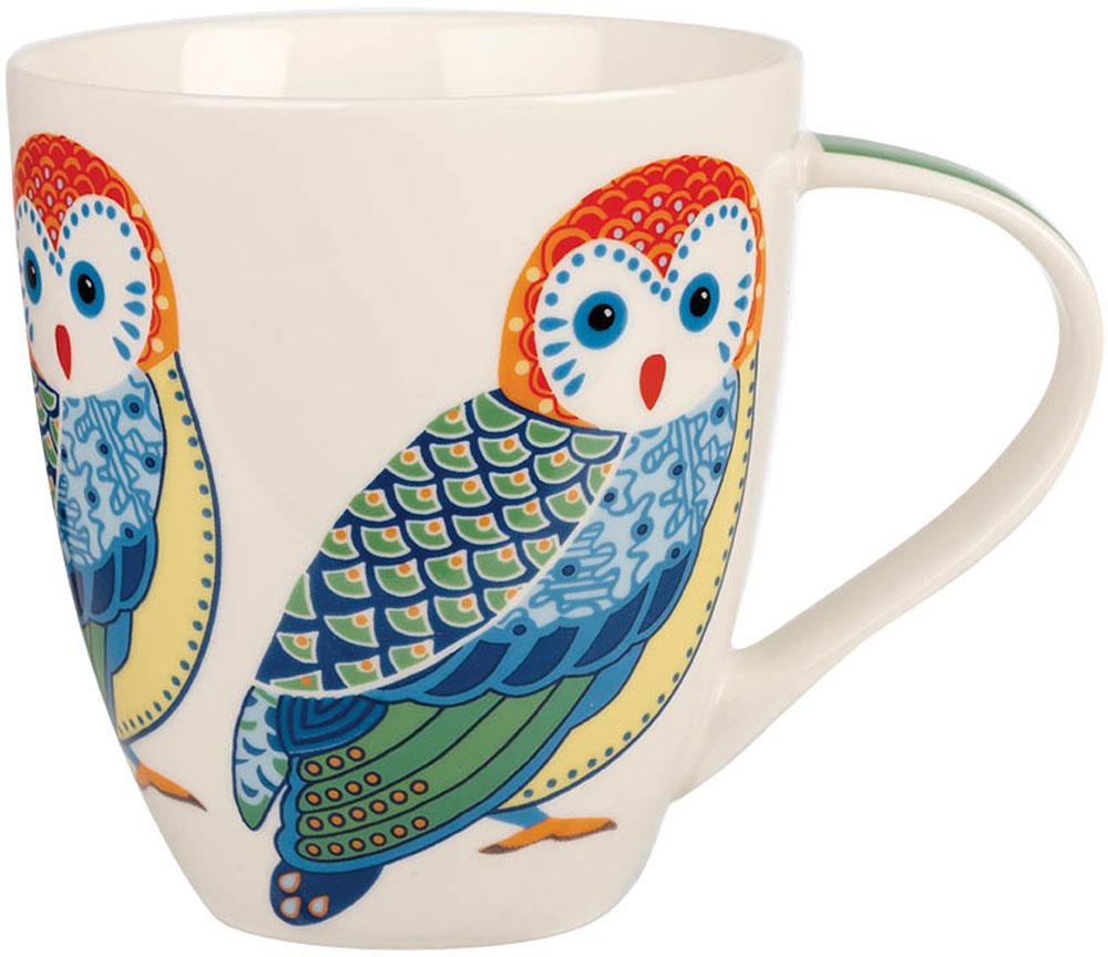 Кружка Churchill Сова, 500 млPARB00181Коллекция Кутюр использует эклектичное сочетание ярких цветов, чтобы создать самые модные узоры на посуде.