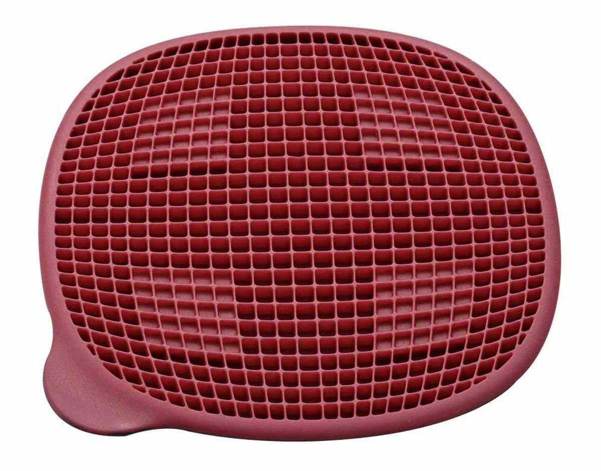 Подставка под горячее Gipfel Vita, с магнитом, цвет: красный, 19,5 х 18 х 0,8 см0230Посуда Gipfel изготовлена только из качественных, экологически чистых материалов. Также уделяется особое внимание дизайну продукции, способному удовлетворять вкусы даже самых взыскательных покупателей. Сталь 8/10, из которой изготавливается посуда и аксессуары Gipfel, является уникальной. Она отличается высокими эксплуатационными характеристиками и крайне устойчива к физическим воздействиям. Сложно найти более подходящий для создания качественной кухонной посуды материал. Отличительной чертой металлической посуды, выполненной из подобной стали, является характерный сероватый оттенок поверхности и особый блеск. Это позволяет приготовить более здоровую пищу.