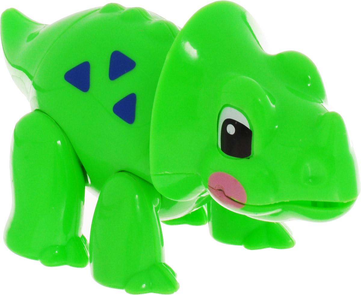 Ути-Пути Развивающая игрушка Динозавр цвет зеленый