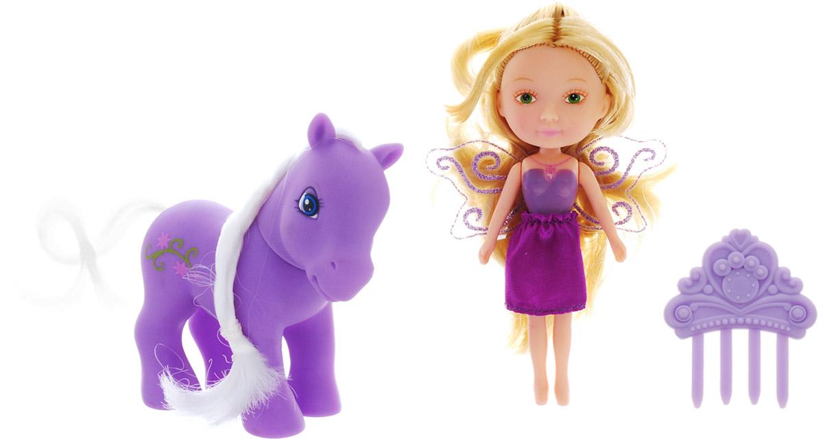 Veld-Co Игровой набор с мини-куклой My Lovely Fairy