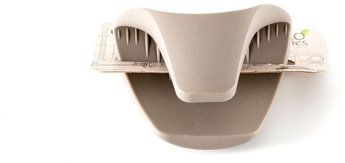 Кухонная прихватка Gipfel Eco, 8 х 10,3 х 6 см2842Посуда Gipfel изготовлена только из качественных, экологически чистых материалов. Также уделяется особое внимание дизайну продукции, способному удовлетворять вкусы даже самых взыскательных покупателей. Сталь 8/10, из которой изготавливается посуда и аксессуары Gipfel, является уникальной. Она отличается высокими эксплуатационными характеристиками и крайне устойчива к физическим воздействиям. Сложно найти более подходящий для создания качественной кухонной посуды материал. Отличительной чертой металлической посуды, выполненной из подобной стали, является характерный сероватый оттенок поверхности и особый блеск. Это позволяет приготовить более здоровую пищу.