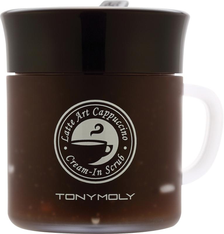 TonyMoly Скраб для лица Latte Art Cappuchino Cream In Scrub, 95 грSS04014100Скраб изначально кофейного цвета и потрясающего кофейного аромата, по мере очищения, скраб начнет светлеть, т.к. он проникает в глубокие слои кожи и активно взаимодействует с ними. Если Вы заметили, что скраб стал прозрачным, можете смывать. Срок годности: 30 месяцев.