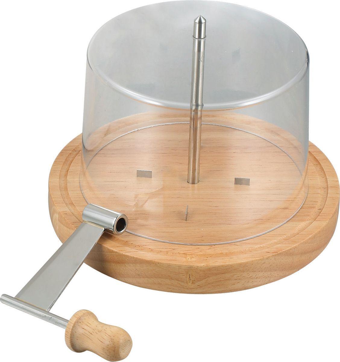 Нож для сыра Stahlberg, длина 19,5 см5787-SПосуда STAHLBERG изготовлена только из качественных, экологически чистых материалов. Также уделяется особое внимание дизайну продукции, способному удовлетворять вкусы даже самых взыскательных покупателей. Сталь 8/10, из которой изготавливается посуда и аксессуары STAHLBERG, является уникальной. Она отличается высокими эксплуатационными характеристиками и крайне устойчива к физическим воздействиям. Сложно найти более подходящий для создания качественной кухонной посуды материал. Отличительной чертой металлической посуды, выполненной из подобной стали, является характерный сероватый оттенок поверхности и особый блеск. Это позволяет приготовить более здоровую пищу.