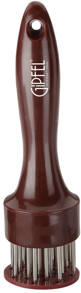 """Тендерайзер """"Gipfel"""", цвет: бордовый, длина 19 см"""