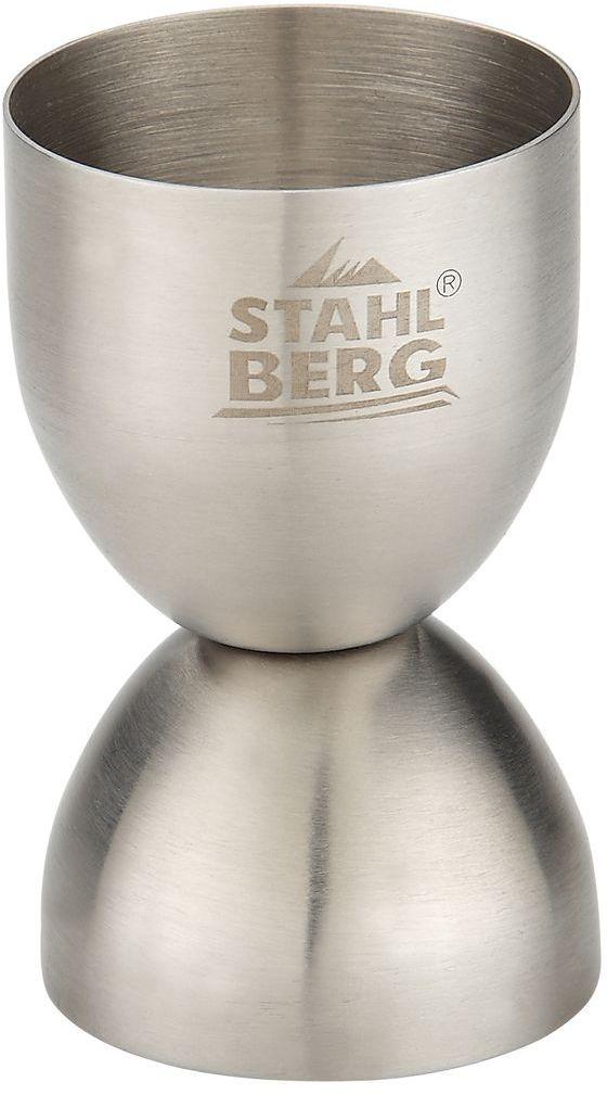Джиггер Stahlberg, 4,2 х 4,2 х 7 см. 9335-S9335-SПосуда STAHLBERG изготовлена только из качественных, экологически чистых материалов. Также уделяется особое внимание дизайну продукции, способному удовлетворять вкусы даже самых взыскательных покупателей. Сталь 8/10, из которой изготавливается посуда и аксессуары STAHLBERG, является уникальной. Она отличается высокими эксплуатационными характеристиками и крайне устойчива к физическим воздействиям. Сложно найти более подходящий для создания качественной кухонной посуды материал. Отличительной чертой металлической посуды, выполненной из подобной стали, является характерный сероватый оттенок поверхности и особый блеск. Это позволяет приготовить более здоровую пищу.