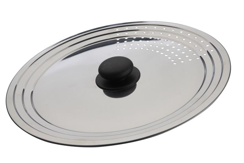 Крышка-дуршлаг Axon универсальная, диаметр 260 ммCV-103