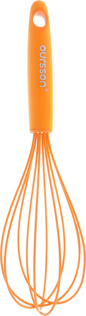 """Венчик """"Oursson"""", цвет: оранжевый, 30 см"""