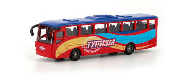 ТехноПарк Автобус инерционный Туризм