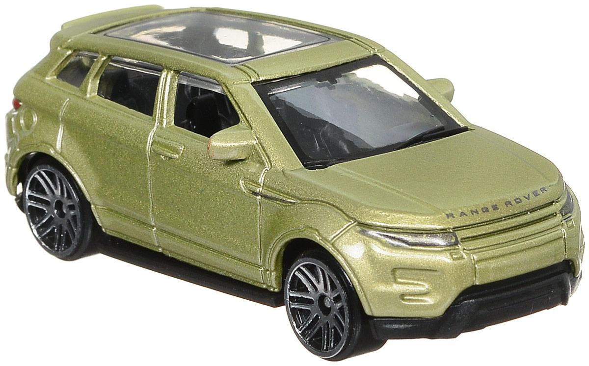 ТехноПарк Автомобиль Land Rover Range Rover Evoque цвет оливковый TOP620B
