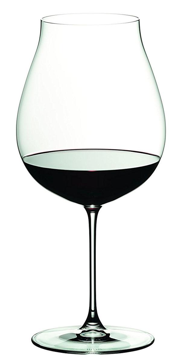 Бокал Riedel New Wolrd Pinot Noir, 790 мл1449/67Бокал Riedel New Wolrd Pinot Noir выполнен из прочного стекла. Бокал предназначен для подачи красного вина. Он сочетает в себе элегантный дизайн и функциональность. Благодаря такому бокалу пить напитки будет еще вкуснее. Бокал Riedel New Wolrd Pinot Noir прекрасно оформит праздничный стол и создаст приятную атмосферу за романтическим ужином. Такой бокал также станет хорошим подарком к любому случаю. Диаметр фужера (по верхнему краю): 7 см. Высота фужера: 23,5 см.