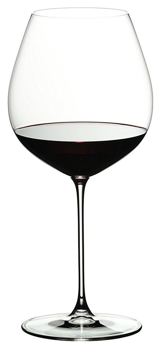 Бокал Riedel Old World Pinot Noir, 705 мл1449/07Бокал Riedel Old World Pinot Noir, выполненный из высококачественного стекла, предназначен для подачи красного вина. Он сочетает в себе элегантный дизайн и функциональность. Благодаря такому бокалу пить напитки будет еще вкуснее. Бокал Riedel Old World Pinot Noir прекрасно оформит праздничный стол и создаст приятную атмосферу за романтическим ужином. Такой бокал также станет хорошим подарком к любому случаю. Можно мыть в посудомоечной машине. Диаметр бокала (по верхнему краю): 7 см. Высота бокала: 23,5 см.