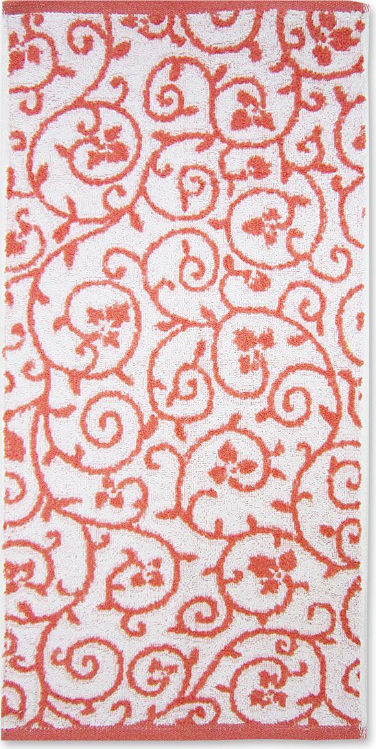 Полотенце махровое НВ Верона, цвет: розовый, 45 х 90 см. м0745_0285574