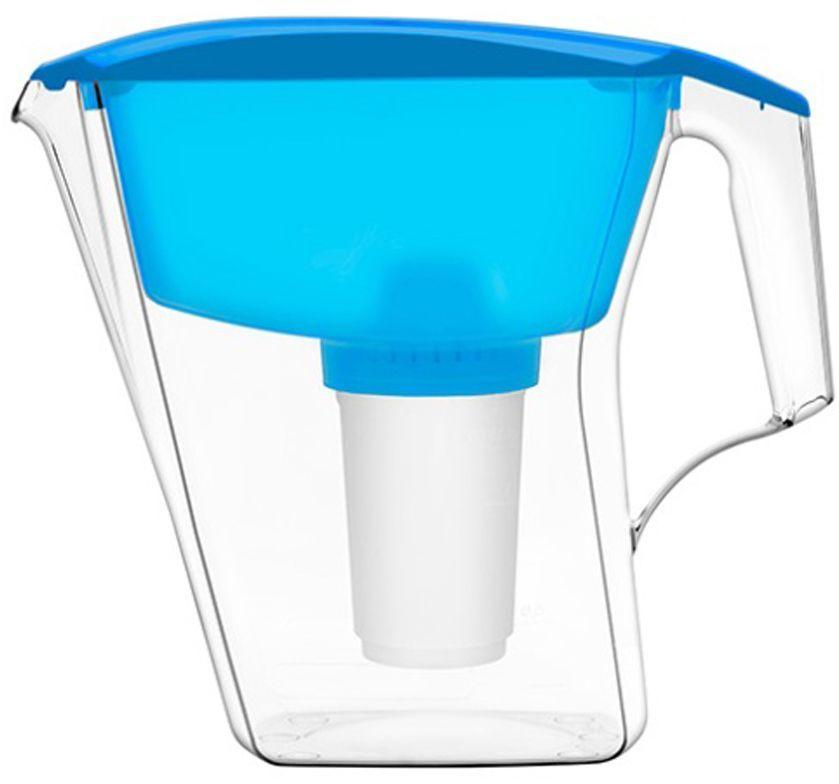"""Фильтр-кувшин для воды Аквафор """"АРТ"""", цвет: голубой, синий, 2,8 л АРТ (син.)"""