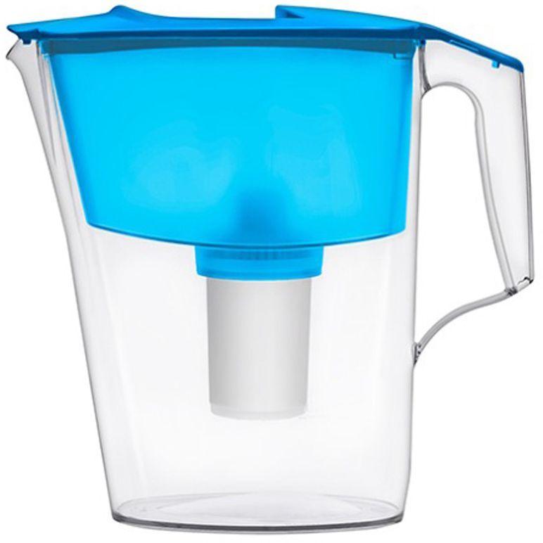 Фильтр-кувшин для воды Аквафор Стандарт, цвет: голубой, 2,5 лСтандарт (голуб.)Аквафор Стандарт – миниатюрный, но функциональный фильтр-кувшин Идеально подойдет для малогабаритной кухни. Фильтрующий модуль эффективно и необратимо удаляет органические соединения, хлор и другие загрязнители воды. Помещается на дверцу холодильника. Как и любой фильтр-кувшин, Аквафор Стандарт не требует подключения к водопроводу и может использоваться в любом, удобном для Вас месте. Все части фильтра изготовлены из высококачественного пищевого пластика немецкого производства. Аквафор Стандарт комплектуется сменным модулем В15 (В100-15), но к нему подходят и другие сменные модули Аквафор: – В16 (В100-16) – сменный модуль для жесткой воды. В мае 2015 года Stiftung Warentest – институт тестирования потребительских товаров в Германии, учрежденный Министерством экономики Германии, – сравнил качество водоочистителей, реализуемых на рынке Германии.По результатам тестирования Аквафор занял 1 место. Полный отчет о результатах испытаний и сравнительного анализа...