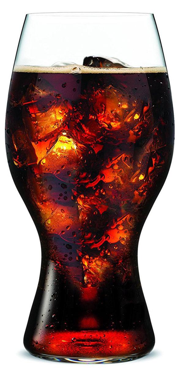 Стакан Riedel Coca-Cola, 480 мл2414/21Стакан Riedel Coca-Cola, выполненный из стекла, предназначен для подачи кока-колы. Он сочетает в себе элегантный дизайн и функциональность. Благодаря такому стакану пить напитки будет еще вкуснее. Диаметр стакана (по верхнему краю): 5,5 см. Высота стакана: 16 см.