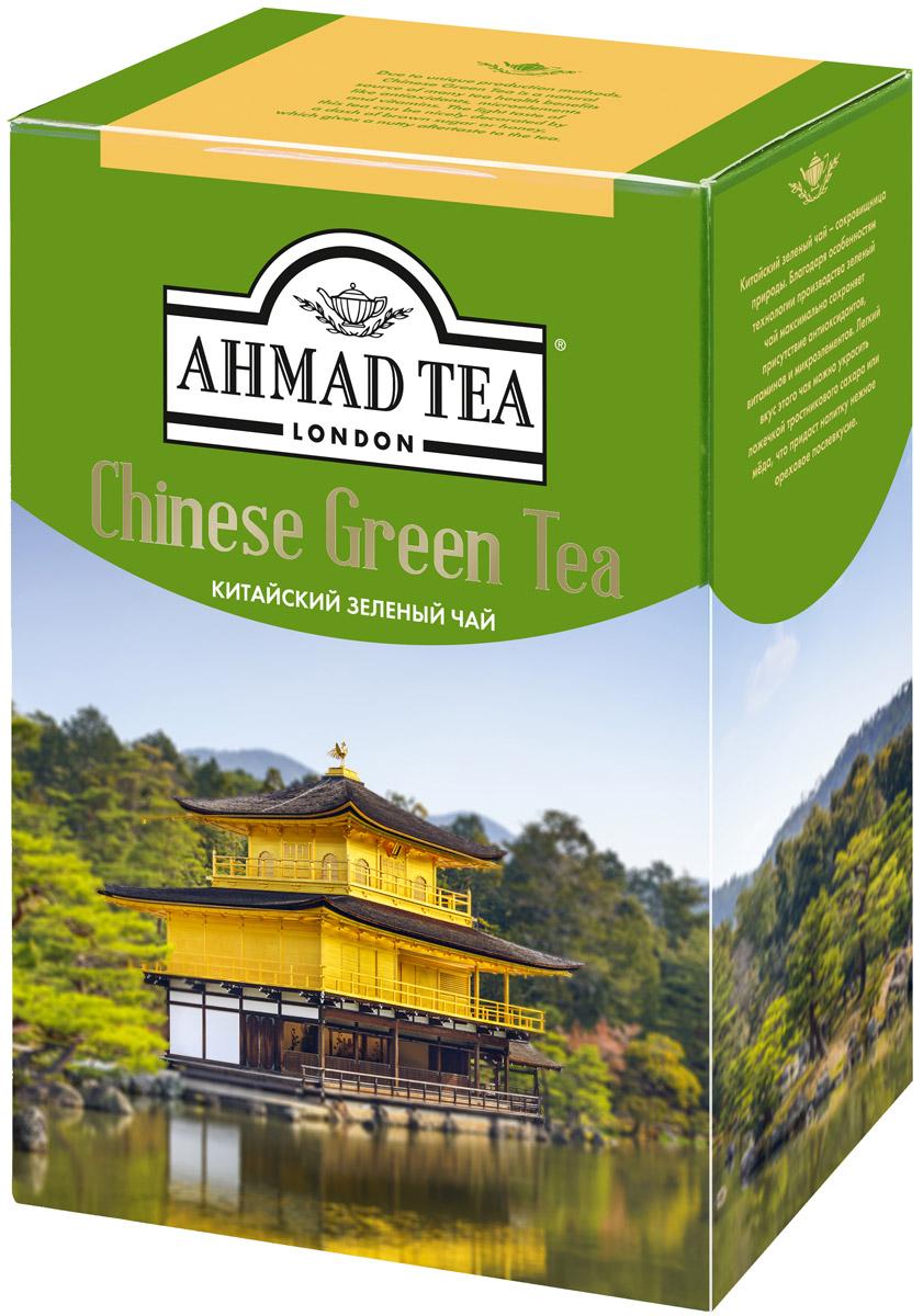 Ahmad Tea Китайский зеленый чай, 200 г1571LYКитайский зеленый чай Ahmad Tea - сокровищница природы. Благодаря особенностям технологии производства зеленый чай максимально сохраняет присутствие антиоксидантов, витаминов и микроэлементов. Легкий вкус этого чая можно украсить ложечкой тростникового сахара, меда, что придаст напитку нежное ореховое послевкусие. Уважаемые клиенты! Обращаем ваше внимание на то, что упаковка может иметь несколько видов дизайна. Поставка осуществляется в зависимости от наличия на складе.