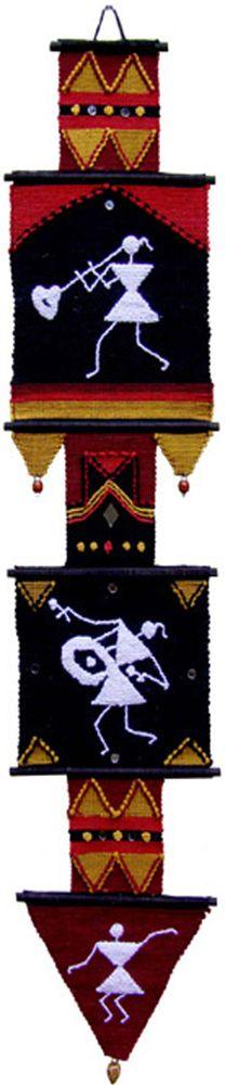 Коврик декоративный India Cotton, 20 х 95 см. 018018Коврик декоративный ручной работы. Произведен в деревнях Индии, с вековыми традициями в изготовлении хлопковых изделий. Служит идеальным украшением Вашего интерьера, отличный подарок по любому случаю. Этнический оберег, колокольчиками отгоняющий зло и привлекающий блага. Изделия ручной работы могут немного отличаться от товара, представленного на фото, например, цветовыми нюансами, отделкой. Внимание: коврик не подлежит стирке!