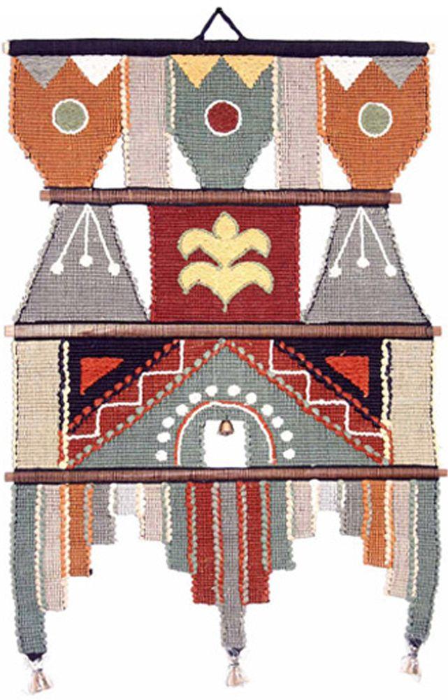 Коврик декоративный India Cotton, 35 х 53 см. 253AL253ALКоврик декоративный ручной работы. Произведен в деревнях Индии, с вековыми традициями в изготовлении хлопковых изделий. Служит идеальным украшением Вашего интерьера, отличный подарок по любому случаю. Этнический оберег, колокольчиками отгоняющий зло и привлекающий блага. Изделия ручной работы могут немного отличаться от товара, представленного на фото, например, цветовыми нюансами, отделкой. Внимание: коврик не подлежит стирке!
