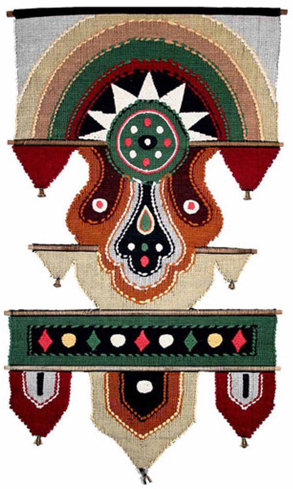 Коврик декоративный India Cotton, 35 х 60 см. 432AL432ALКоврик декоративный ручной работы. Произведен в деревнях Индии, с вековыми традициями в изготовлении хлопковых изделий. Служит идеальным украшением Вашего интерьера, отличный подарок по любому случаю. Этнический оберег, колокольчиками отгоняющий зло и привлекающий блага. Изделия ручной работы могут немного отличаться от товара, представленного на фото, например, цветовыми нюансами, отделкой. Внимание: коврик не подлежит стирке!