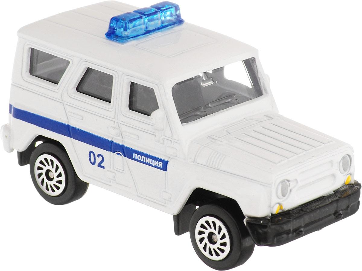 ТехноПарк Автомобиль UAZ Hunter Полиция