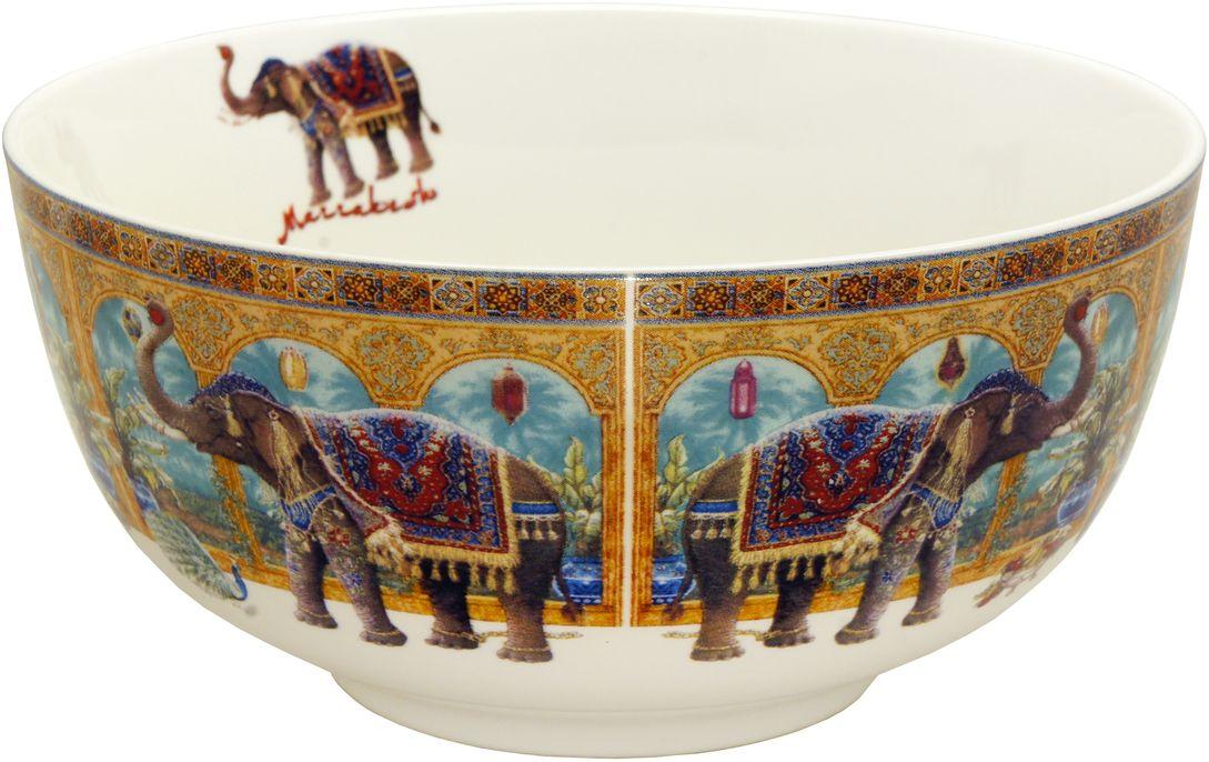Набор салатников GiftnHome Marrakesh, диаметр 14 см, 4 штBOW-14S MarrakeshСалатник из костяного фарфора, набор упакован в картонную коробку