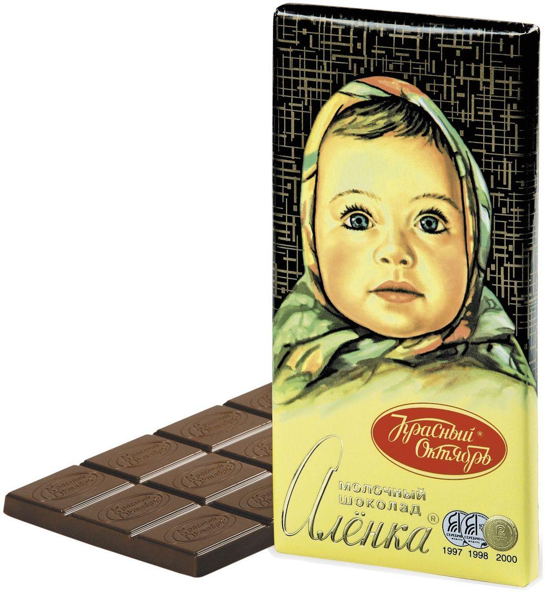 Красный Октябрь Аленка молочный шоколад, 100 г куплю шкуры куницы 2014 год октябрь