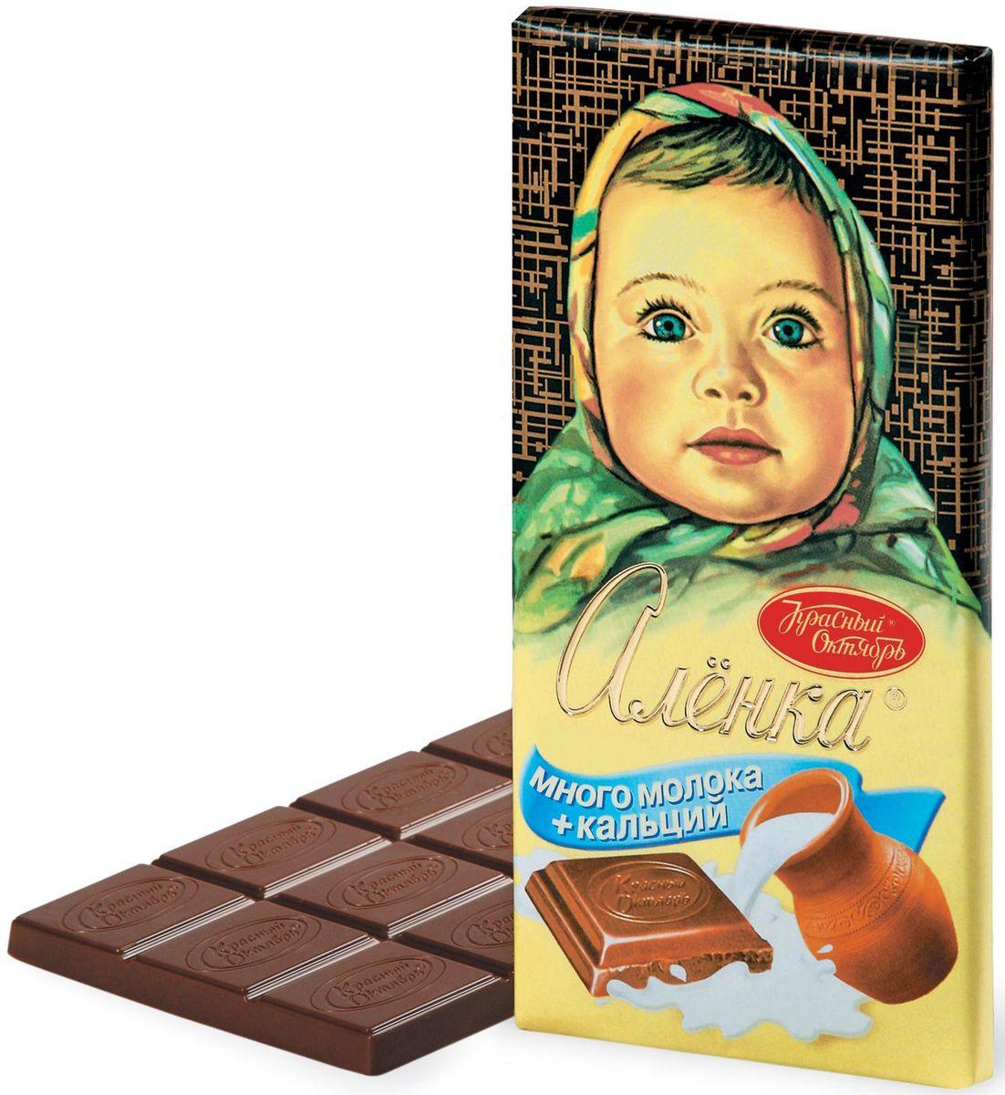 Красный Октябрь Аленка много молока молочный шоколад, 100 г куплю шкуры куницы 2014 год октябрь