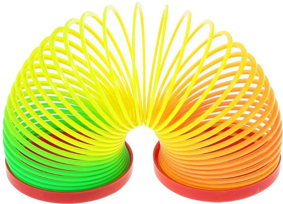 Sima-land Антистрессовая игрушка Спираль-радуга Милашка пони