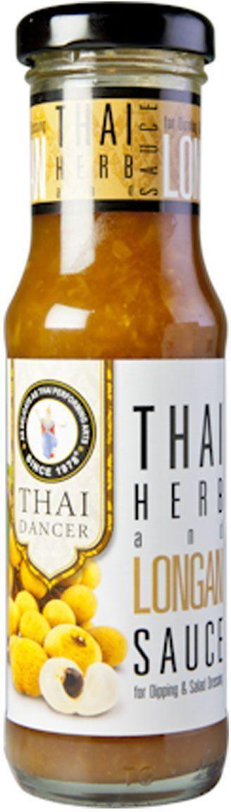 Thai Dancer Соус с лонганом и имбирем, 150 мл FS0002038